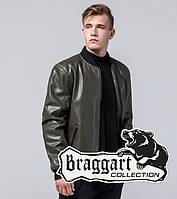 Мужская Осенняя куртка хаки, фото 1