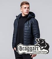 Мужская Куртка осенняя темно-синий, фото 1