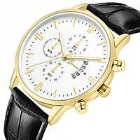 Мужские часы Geneva Diesel 5 white