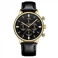 Мужские часы Cuena Armani gold