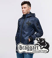 Мужская Демисезонная куртка синий, фото 1