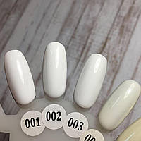 Гель-лак TK Vip-product №003 (белый), 8 мл