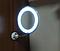 Зеркало гибкое для макияжа Flexible Mirror 10Х с LED подсветкой, фото 9