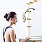 Зеркало гибкое для макияжа Flexible Mirror 10Х с LED подсветкой, фото 5
