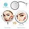 Зеркало гибкое для макияжа Flexible Mirror 10Х с LED подсветкой, фото 4