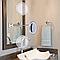 Зеркало гибкое для макияжа Flexible Mirror 10Х с LED подсветкой, фото 6