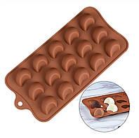 Форма силиконовая для льда и шоколада JSC-2760