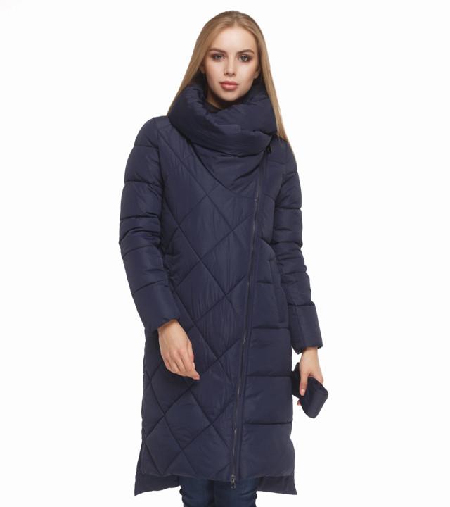 Женская зимняя куртка синяя Tiger Force