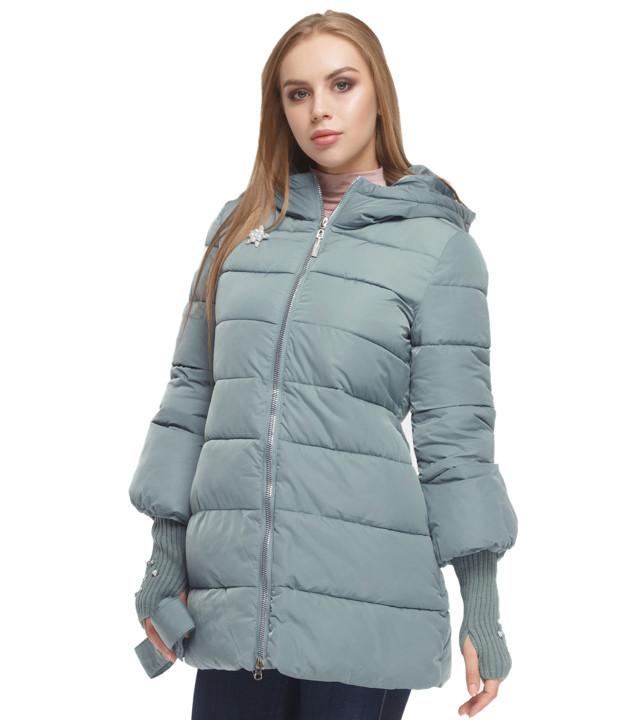 Женская куртка зимняя мята Tiger Force