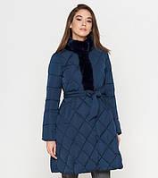 Куртка женская зимняя синяя Tiger Force, фото 1