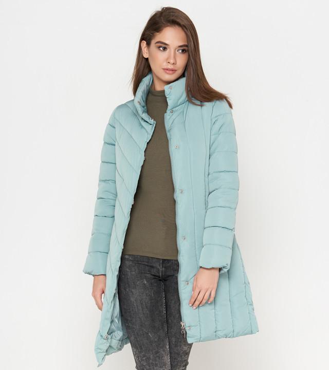 Куртка зимняя женская мята Tiger Force