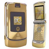 Motorola RAZR V3i D&G, фото 1