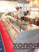 Тепловая витрина ЭЛЛИПС для приготовления и реализации горячей кулинарии