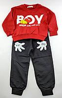 Детские костюмы 1 2 и 3 года Турция для мальчика спортивные детский костюм спортивный теплый