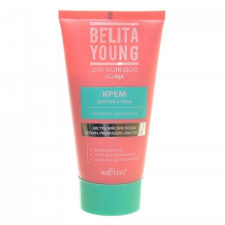 Крем для рук и тела Bielita Belita Young