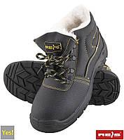 Зимние рабочие ботинки REIS без металлического носка