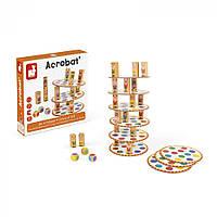 Игра настольная детская Акробат Janod J02757