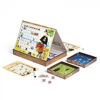 Детская настольная игра Битва пиратов Janod J02835