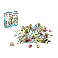 Игра настольная детская Гонки кошек-воришек Janod J02750