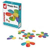 Детская настольная игра Счастливая пчела Janod J02697