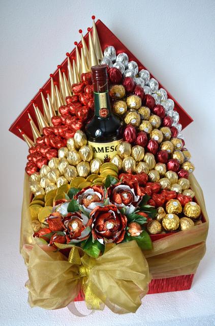 ВІП коробки з цукерок