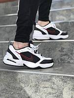 Мужские кожаные кроссовки Nike Air, городской стиль