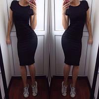 Женское платье Классика Midi летний вариант