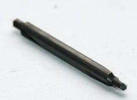 Сверло центровочное твердосплавное 1,1 мм, ВК-6М, монолитное,комбин.(32х3,3 мм), тип А, 2-х стороннее