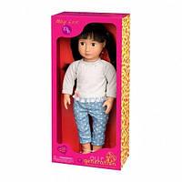 Большая кукла с длинными волосами, Мэй Ли 46 см, Our Generation BD31074Z