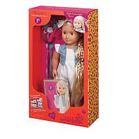 Кукла большая с длинными волосами Фиби 46 см Our Generation BD31055Z