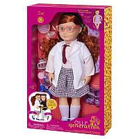 Кукла большая детская Сиа 46 см Our Generation DELUXE BD31113ATZ