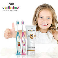 Зубная паста для детей (2-6 лет) Dentissimo Kids With Caramel Aroma TP0003