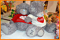 Медвежата Тедди 60 см | Мягкие плюшевые мишки