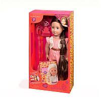 Большая кукла для причесок с растущими волосами и аксессуарами, 46 см, Our Generation BD37017Z