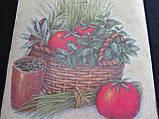 Картина в технике декупаж, 28,5х17,5 см, 105\90 (цена за 1 шт.+15 грн), фото 3