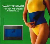 Пояс для похудения Waist Trimmer с эффектом сауны.