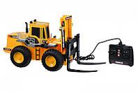 Машинка Super Loader Трактор вилочный погрузчик, 45 см, S929Ut, Same Toy