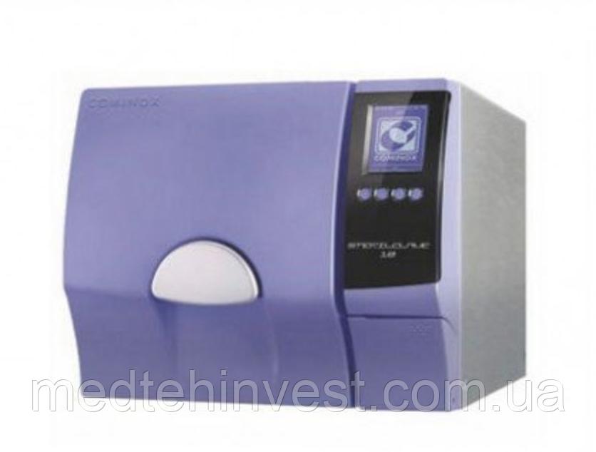 Стерилізатор паровий Sterilclave 24 B (СOMINOX, Італія) з вакуумною системою