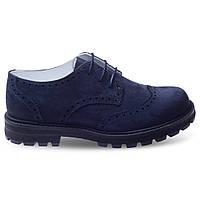 Туфли Theo Leo RN316 37 24.2 см Синие