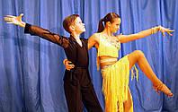Платье для бальных танцев - латина