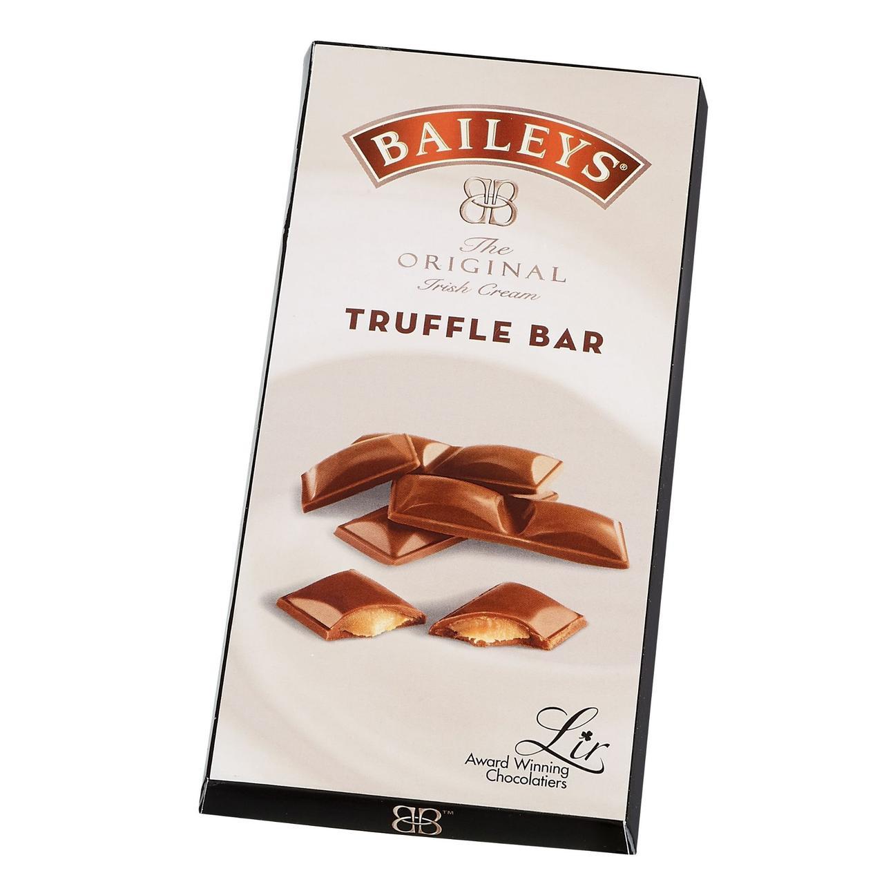 Молочный шоколад Baileys Chocolate Truffle Bar 90 g