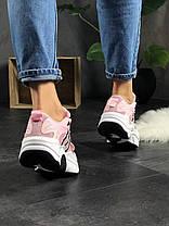 Женские кроссовки Adidas Magmur Runner x Naked Pink Адидас Магмур розовые, фото 2