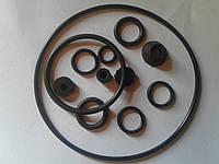 Комплект резиновый уплотнений  двигателя Днепр