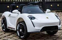Детский электромобиль Porsche FT7188В белая