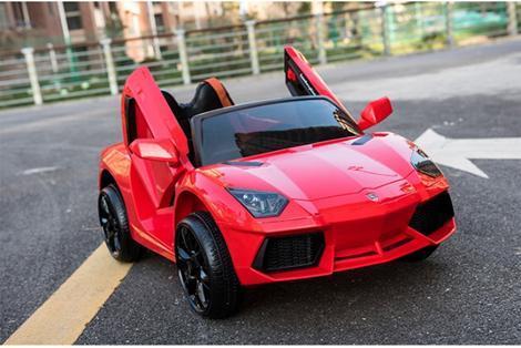 Детский электромобиль Ламборджини  FT1188  красный