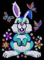 Набор для творчества картина из блесток Кролик Бинки Sequin Art RED SA1603