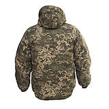 Куртка зимняя под резинку «Пиксель», фото 2