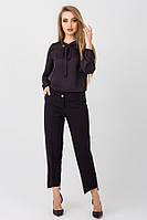 Женские стильные брюки Шарлотта, BS2364 черный