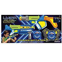 Детское оружие Лазертаг, (оружие для лазерных боев), Делюкс набор Silverlit Lazer M.A.D.