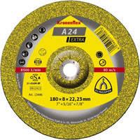 Зачисний круг Kronenflex®  А 24 EX 125*6*22.23 | Зачистной круг Kronenflex®  А 24 EX 125*6*22.23